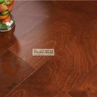 供应 沙比利实木复合地板 外贸出口