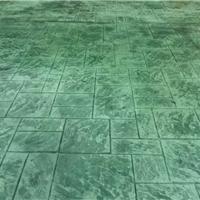 供应河北唐山沧州压模地坪压花地坪施工