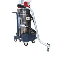 供应重庆拓威克吸粉末铁屑工业吸尘器 T2