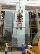 高空外墙玻璃价格瞻高高空幕墙玻璃更换批发