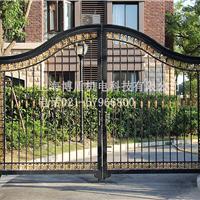 实庭院大门别墅门可定制锌钢复古大门