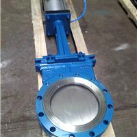 供应PZ673H-10C/16P气动对夹式刀闸阀