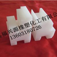 供应高分子模块系列之白色无油自润滑PE模块