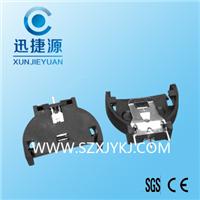 供应优质CR2032立式电池夹 卡座 电池座厂家