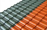 供应平改坡树脂瓦、树脂琉璃瓦、屋面树脂瓦