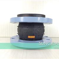 供应上海淞江牌DN100高温橡胶接头 高端品质