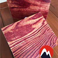 四会闽峰胶合板厂建筑模板红板覆膜黑板