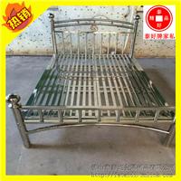 供应出租屋专用不锈钢床,持久耐用不锈钢床