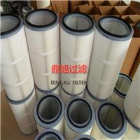 鼎旭长期供应防水防油防静电滤芯粉尘滤筒