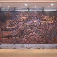 供应校园壁画浮雕,北京校园华艺浮雕,浮雕