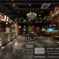 成都专业做网咖装修设计的公司地板