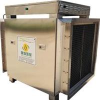 皮革皮具厂废气治理晶灿高能氧化技术设备