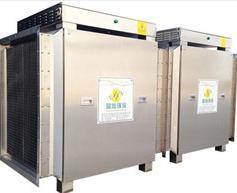 涂料厂废臭气净化设备晶灿光催化氧化技术