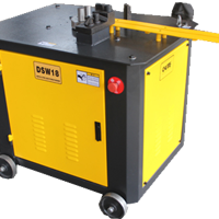 供应   GW18C 机械式钢筋弯箍机