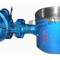 供应D363H/W对焊式硬密封蝶阀