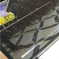 佛山陶瓷厂家直销600、800黑色聚晶抛光砖