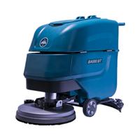 供应重庆大型双刷电瓶式洗地机 BA 660 BT