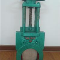 供应Z73X手动浆液阀、对夹式耐磨浆液阀
