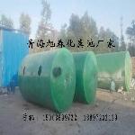 青海西宁旭春玻璃钢化粪池