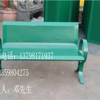 室外公园椅-园林铁艺长椅-景观工程坐椅