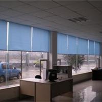 办公室窗帘办公卷帘、各种百叶窗帘定做