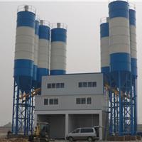 广西HZS90混凝土90站免基础移动式搅拌站
