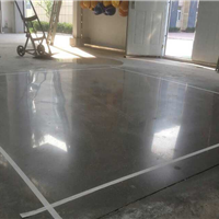 供应潮州水泥密封固化剂地坪施工以及报价