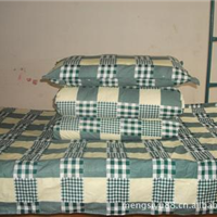 供应北京部队床上用品/学生宿舍床单被罩