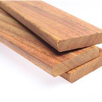 非洲菠萝格 防腐木原木板材 户外 实木木方
