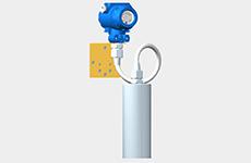 供应DYYB型导压式液位变送器,投入式液位计