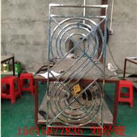 天津双层艺术不锈钢玫瑰金屏风厂家