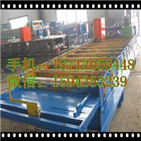 彩钢成型琉璃压瓦机,单板828圆弧机械