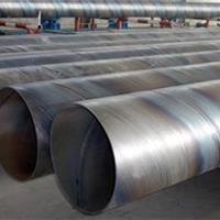 污水处理用大小口径螺旋钢管生产厂家