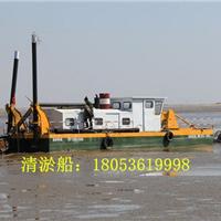 江西河道环保绞吸式清淤船一天清淤多少立方