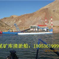 供应新疆喀什100方尾矿库清淤船浓度高吗
