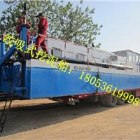 出口缅甸200方液压挖泥船可以在河道清淤吗