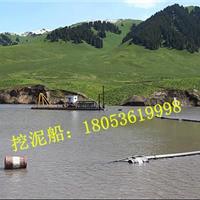新疆天华矿业尾矿库挖泥船排拒就是远