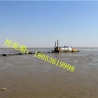 山东东营200方电动铰吸挖泥船河道清淤