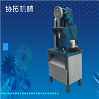 供应白钢管冲孔机厂家冲孔机械打孔设备