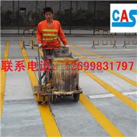 供应小区路面划线 道路施工标线 车位标线