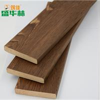 供应北京樟子松碳化木实木地板厂家批发