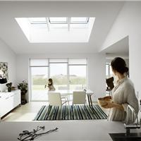 威卢克斯美式太阳能动力天窗节能智能