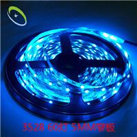 供应LED 3528灯条 5MM宽窄板 12V低压 高亮