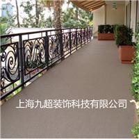 波龙吸音耐磨PVC编织地毯厂家可定做 环保
