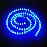 乳白硅胶LED防水长城软灯条96灯灯带高亮