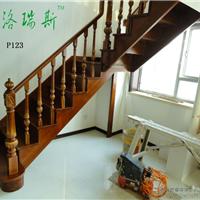 东莞实木复式楼梯【普洛瑞斯】,价格优惠