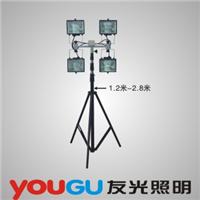 供应GSFW4000便携式升降作业灯/强光灯