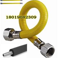 供应不锈钢内牙燃气波纹管4分转M18*1.5
