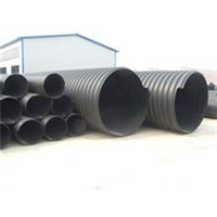 供应太原专做PE钢带增强波纹管、优质批发