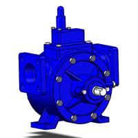 供应XCB系列管道式滑片泵